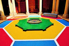 Palais de Bangalore, Inde Images stock