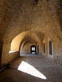 Palais de Beitiddine, Liban Image stock