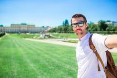 Palais de belvédère en été, Vienne, Autriche, l'Europe photos stock