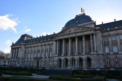 Palais de Bruxelles photos libres de droits