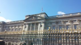 Palais de Buckhingham Photo libre de droits