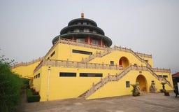 Palais de Cangdi Photographie stock