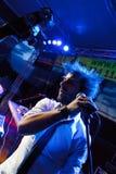 Palais de caravane chez Fest libre Troja 2012 Photos libres de droits