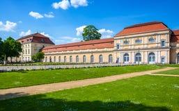 Palais de Charlottenburg à Berlin, Allemagne photos libres de droits