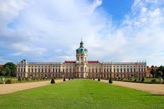 Palais de Charlottenburg, Berlin, Allemagne photographie stock libre de droits
