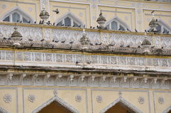 Palais de Chowmahalla à Hyderabad, Inde Photo stock