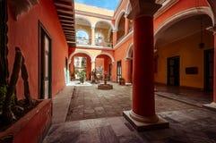 Palais de compte de Casa Bayona - Havan, Cuba Photos libres de droits