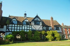 Palais de corporations de Tudor image stock