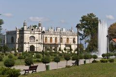 Palais de Dadiani en Géorgie photos libres de droits
