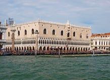 Palais de doges (Palazzo Ducale). Venise image libre de droits