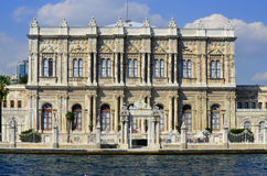 Palais de Dolmabahce Images stock