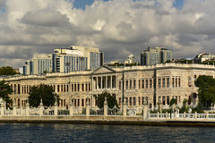 Palais de Dolmabahce Image stock