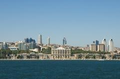 Palais de Dolmabahce, Istanbul, Turquie Photographie stock libre de droits