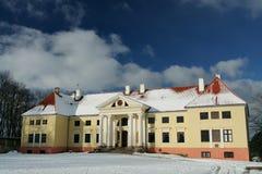Palais de Durbe Photo libre de droits