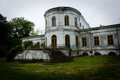 Palais de Ghica Photo libre de droits