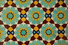 Palais de Golestan, Téhéran, Iran Image libre de droits