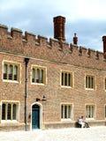 Palais de Hampton Court Image libre de droits