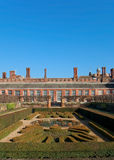 Palais de Hampton Court photographie stock