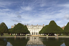 Palais de Hampton Court Photo stock
