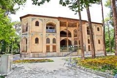 Palais de Hasht Behesht, Esfahan, Iran Photo stock