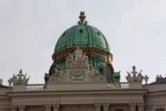 Palais de Hofburg Photos libres de droits