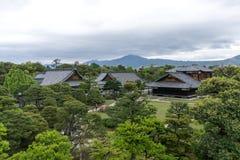 Palais de Honmaru Images stock