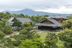 Palais de Honmaru Photos libres de droits