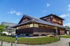 Palais de Honmaru au château de Nijo à Kyoto Photographie stock
