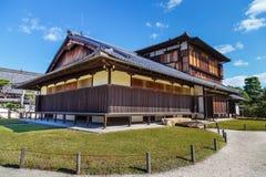 Palais de Honmaru au château de Nijo à Kyoto Images libres de droits