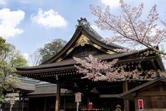 Palais de Honmaru au château de Nijo à Kyoto Japon Photo libre de droits