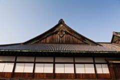 Palais de Honmaru, château de Nijo Images libres de droits
