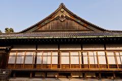 Palais de Honmaru, château de Nijo Photos libres de droits