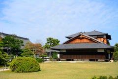 Palais de Honmaru, Kyoto, Japon Photographie stock libre de droits