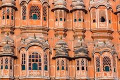 Palais de Jaipur des vents photographie stock