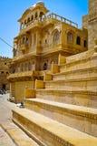 Palais de Jaisalmer Photos stock