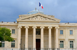 Palais de Justice, Μασσαλία, Γαλλία Στοκ φωτογραφία με δικαίωμα ελεύθερης χρήσης