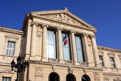 Palais de Justice, Νίκαια Στοκ εικόνα με δικαίωμα ελεύθερης χρήσης