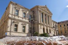 Palais de Justice Stockbilder