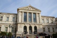 Palais DE Justice stock foto