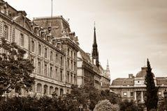 Palais de Justice Royalty Free Stock Images