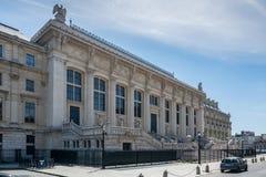 Palais de Justice 库存图片
