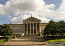 Palais de Justice Angers France Royalty Free Stock Photos