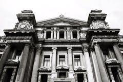 Palais de justice, Bruxelles photographie stock