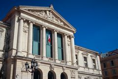 Palais de Justice Stock Photography