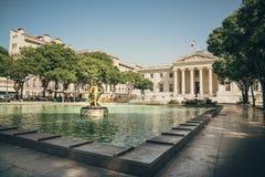 Palais de Justice France - Marseille stock photos