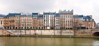 Palais de Justice, Ile de la Cite, Paris - France Royalty Free Stock Images