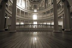 Palais de justice intérieur au Missouri - Dred Scott images stock