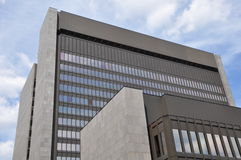 Palais de Justice in Montreal Royalty Free Stock Photo