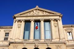 Palais de Justice, Nice Royalty Free Stock Image