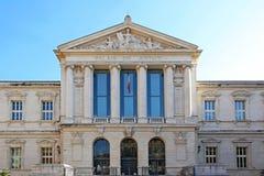 Palais DE Justice Nice Royalty-vrije Stock Afbeelding